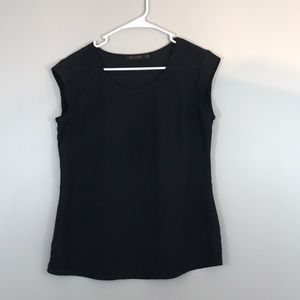 The Limited Tops - Black Work Blouse